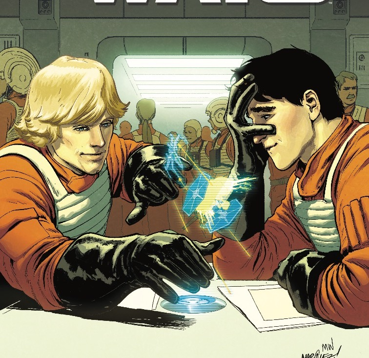 [EXCLUSIVE] Marvel Preview: Star Wars #45